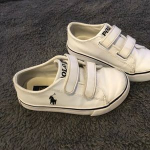 Boys polo sneakers